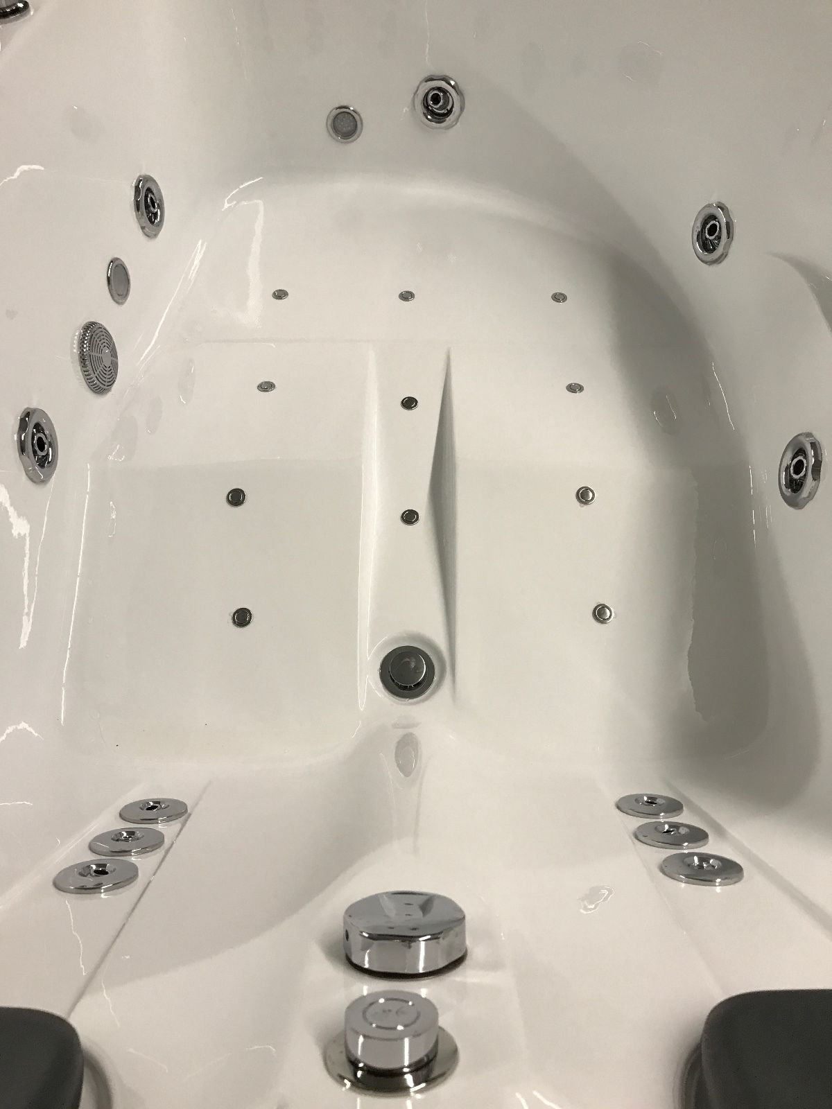 2 PERSON JETTED BATHTUB w/Air Jets,heater C022 - BEST for BATH