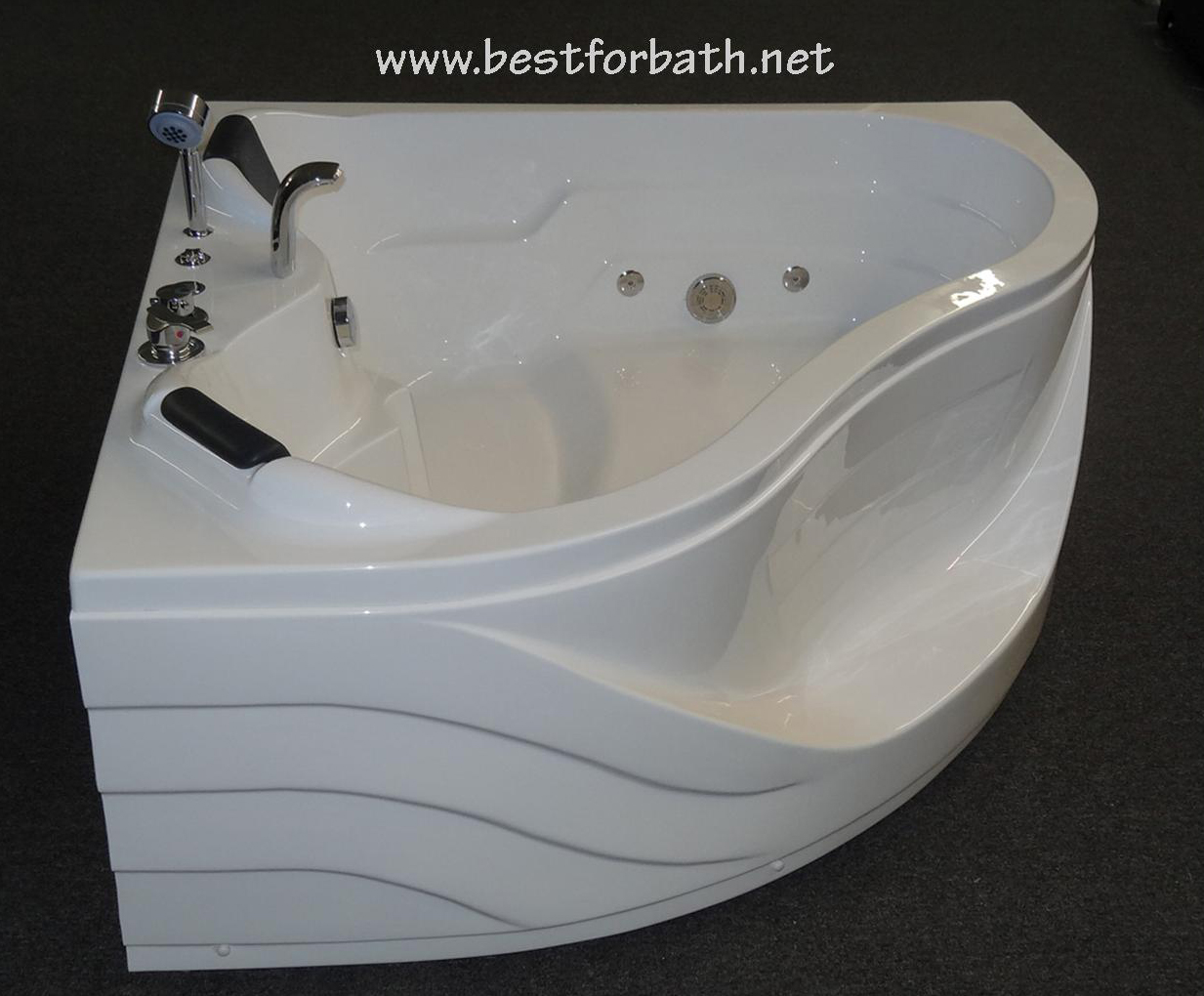 Small Corner Jetted Bathtubs - Bathtub Ideas