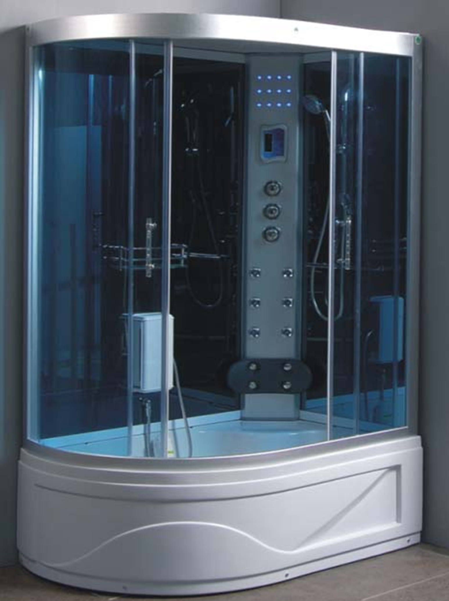 Steam Shower Room ,BLUETOOTH.Steam Sauna. 9002 - BEST for BATH