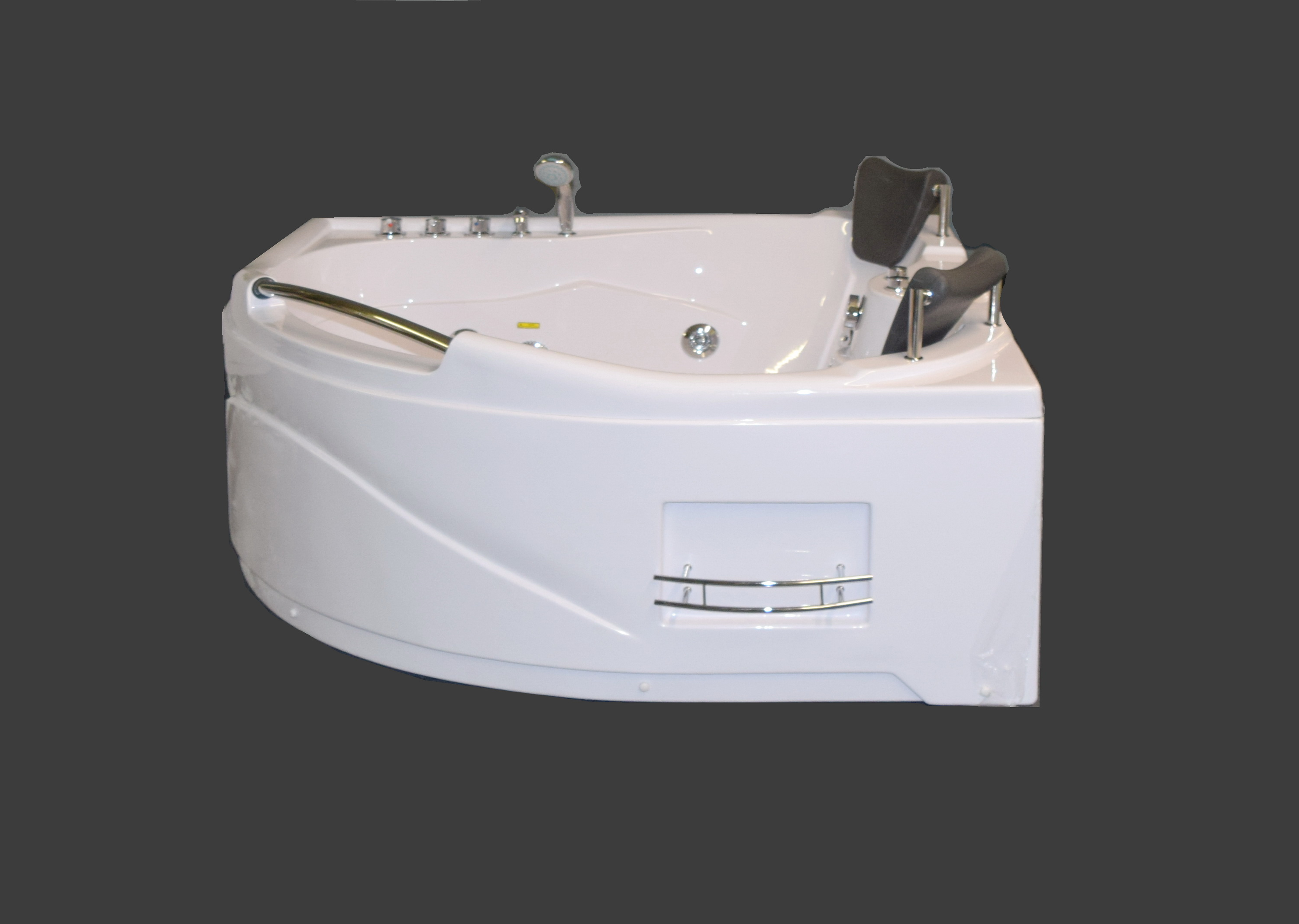 Corner Jetted Bathtub Whirlpool T005 Best For Bath