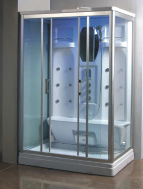 2 Person Steam Shower Room W Aromatherapy Amp Steam Sauna