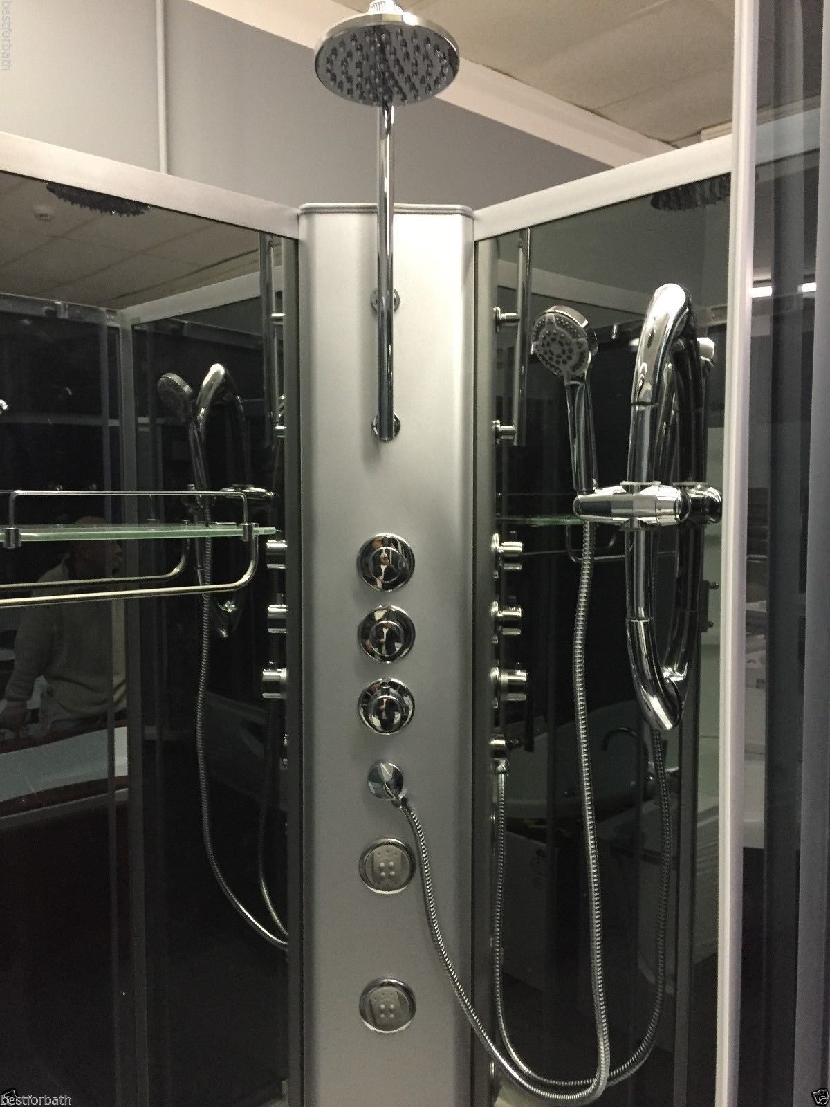 Shower Cabin.Hydrotherapy. H88 SALE - BEST for BATH