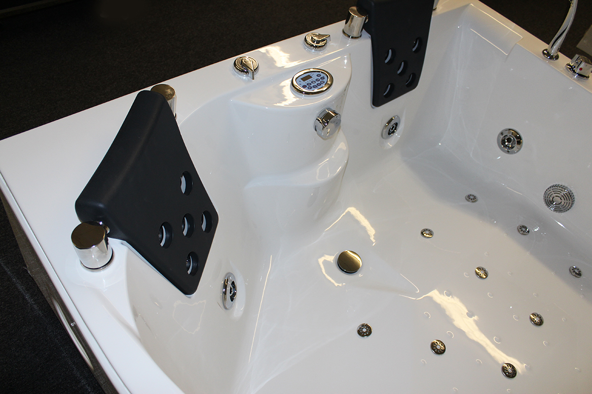 2 Person Corner Jetted Bathtub Co30 Best For Bath