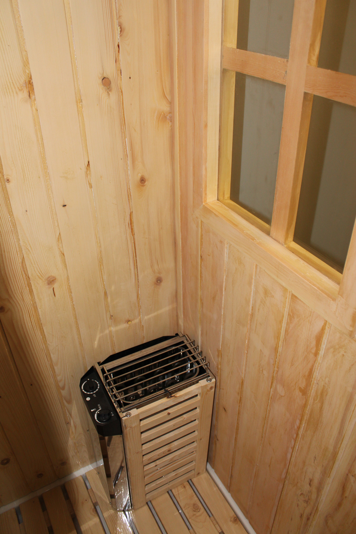 Steam Shower Enclosure with Traditional Sauna B001 - BEST for BATH
