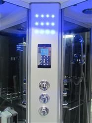 Steam Shower Room. With aromatherapy and thermostatic faucet.Bluetooth Audio. 9008 - Image 4