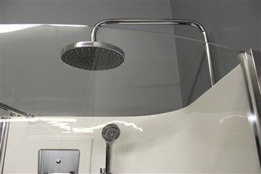 Shower Room with Deluxe Whirlpool Tub . 9045 Lux with air bubbles - Image 6