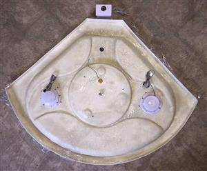Top cover  for steam shower cabin.8004a - Image 2