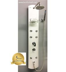Aluminum Shower Panel .Model P010. - Image 2