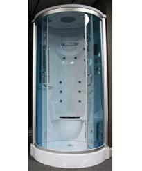 Steam Shower Room Enclosure w/Massage Jets.Termostatic.BLUETOOTH. 9016. - Image 10
