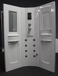 Shower Cabin.Hydrotherapy,Bluetooth Audio. 8128 - Image 6