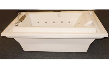 Deluxe Hydromassage JETTED BATHTUB.Whirlpool .  M1910-D - Image 3