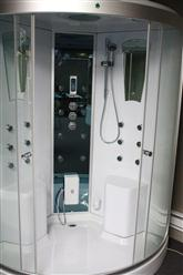 Large Two Person Steam Shower Room.Aromatherapy.Termostatic Bluetooth.  9026  - Image 7