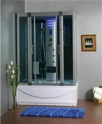 Steam Shower Room With deep Whirlpool.Termostatic. BLUETOOTH. 9004 - Image 2