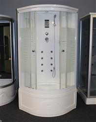 Shower Cabin.Hydrotherapy,Bluetooth Audio. 8128 - Image 7