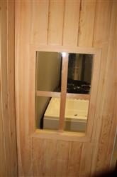 Steam Shower Enclosure with Traditional Sauna 	B001  - Image 15