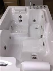 2 PERSON Deluxe Computerized Big Whirlpool w/Heater  M1812D - Image 6