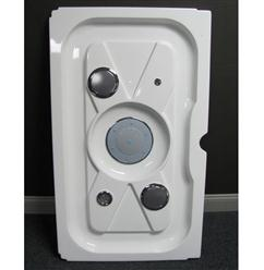 Steam Shower Room With deep Whirlpool.Termostatic. BLUETOOTH. 9004 - Image 5