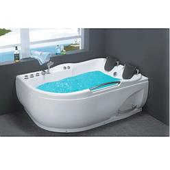 2 PERSON JETTED BATHTUB w/Air Jets,heater C022R - Image 1