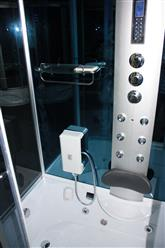 Steam Shower Room With deep Whirlpool Tub.BLUETOOTH. 9001 HEAVY DUTY - Image 6