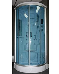 Steam Shower Room Enclosure w/Massage Jets.Termostatic.BLUETOOTH. 9016. - Image 3