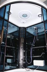 Steam Shower Room w / Whirlpool tub. Bluetooth. HS-SR077  - Image 4