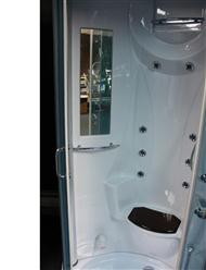 Steam Shower Room Enclosure w/Massage Jets.Termostatic.BLUETOOTH. 9016. - Image 5