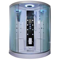 Large Two Person Steam Shower Room.Aromatherapy.Termostatic Bluetooth.  9026  - Image 15