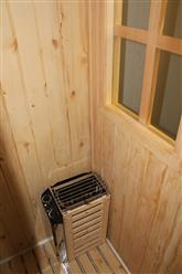 Steam Shower Enclosure with Traditional Sauna 	B001  - Image 7