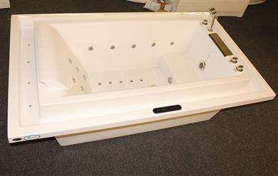 Deluxe Hydromassage JETTED BATHTUB.Whirlpool .  M1910-D - Image 7