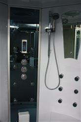 Large Two Person Steam Shower Room.Aromatherapy.Termostatic Bluetooth.  9026  - Image 8