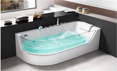 Amazing Corner JETTED BATHTUB U0026 Air Bubble U0026 Massage,Heater. C3133 $2,900.00  $1,999.99